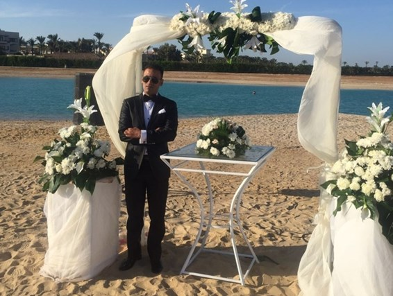 Marriage doesn`t have to be perfect without Samra Bay Hotel